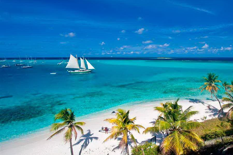 Большие Антильские острова